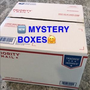 Other - MYSTERY BOX! Choose your size!